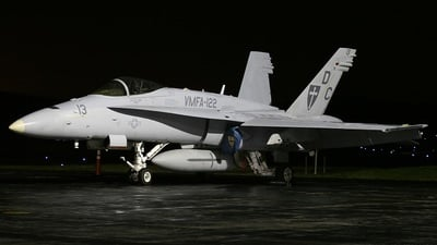 164278 - McDonnell Douglas F/A-18C Hornet - United States - US Marine Corps (USMC)