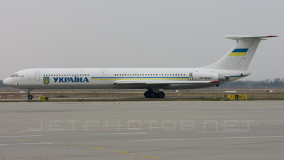 UR-86527 - Ilyushin Il-62M - Ukraine - Government