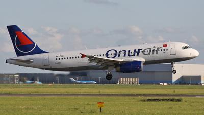 TC-OBI - Airbus A320-233 - Onur Air