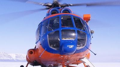 RA-25508 - Mil Mi-8MTV-1 Hip - Taymir Aircompany