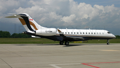 C-FCNN - Bombardier BD-700-1A10 Global Express XRS - Skyservice Business Aviation