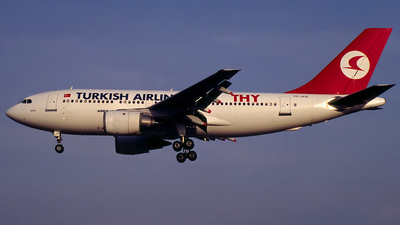 TC-JCN - Airbus A310-203 - THY Turkish Airlines