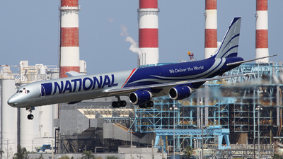 N872CA - Douglas DC-8-71(F) - National Airlines