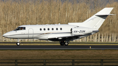 VH-ZUH - Raytheon Hawker 800XP - Avwest Aviation