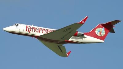 VP-CUB - Gulfstream G-IIB - Kingfisher Airlines