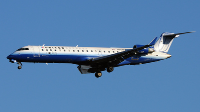 N501MJ - Bombardier CRJ-701 - United Express (Mesa Airlines)