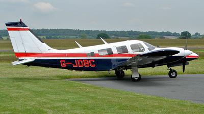 A picture of GJDBC - Piper PA34200T Seneca II -  - © Robert Beaver