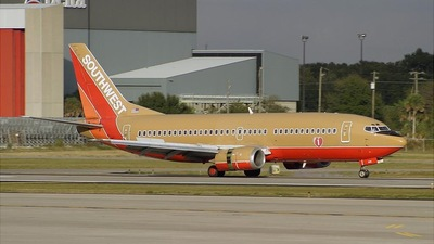 N308SA - Boeing 737-3T0 - Southwest Airlines