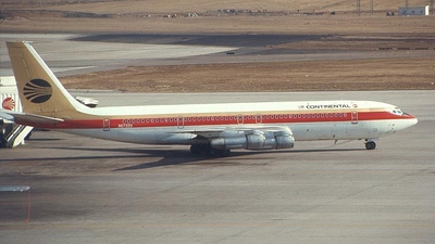 N67333 - Boeing 707-324C - Continental Airlines