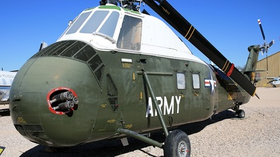 57-1684 - Sikorsky S-58 - United States - US Army