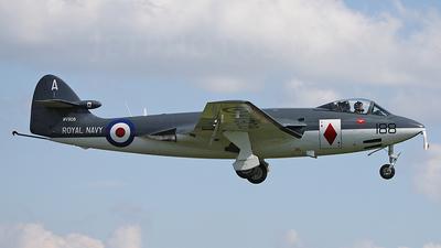WV908 - Hawker Siddeley Sea Hawk FGA.6 - United Kingdom - Royal Navy Historic Flight