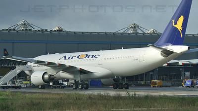 EI-DIP - Airbus A330-202 - Air One