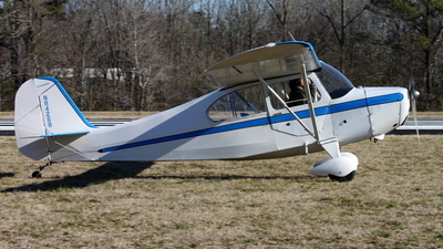 A picture of N84268 - Aeronca 7AC - [7AC2958] - © Kevin Porter