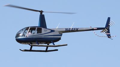A picture of N44EK - Robinson R44 - [0690] - © Joe Osciak