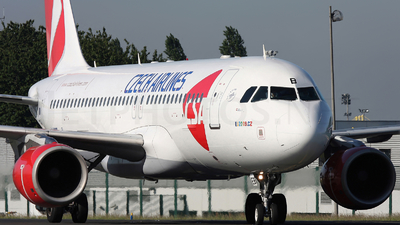 OK-GEB - Airbus A320-214 - CSA Czech Airlines