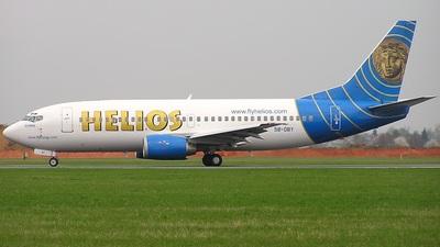 5B-DBY - Boeing 737-31S - Helios Airways