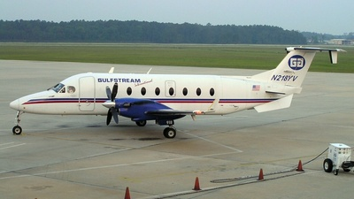 N218YV - Beech 1900D - Gulfstream International Airlines