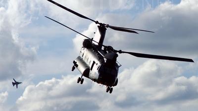 ZA705 - Boeing Chinook HC.2 - United Kingdom - Royal Air Force (RAF)