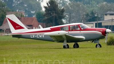 LV-CWV - Piper PA-24-250 Comanche - Private