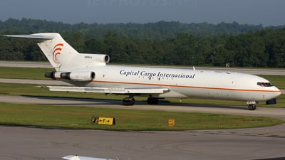 N898AA - Boeing 727-223(Adv)(F) - Capital Cargo International Airlines