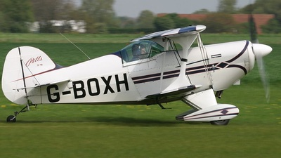 G-BOXH - Pitts S-1S Special - Private