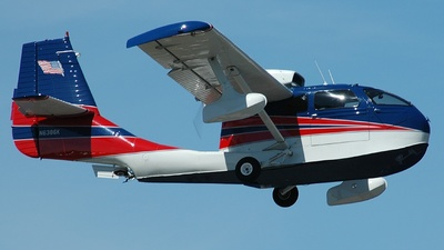 N6386K - Republic RC-3 Seabee - Private