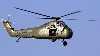 N855BA - Sikorsky UH-34D Seahorse - Private