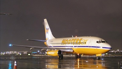 N250TR - Boeing 737-2K5(Adv) - Hooters Air (Pace Airlines)