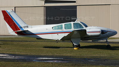 VH-DYB - Beechcraft 95-C55 Baron - Private