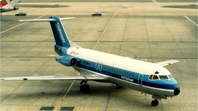 PH-CHN - Fokker F28-4000 Fellowship - NLM Cityhopper