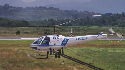 PT-HDF - Enstrom 280FX Shark - Private
