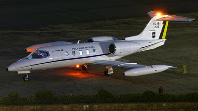 FAB2712 - Gates Learjet VU-35A - Brazil - Air Force