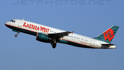 N674AW - Airbus A320-232 - America West Airlines