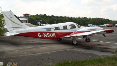 A picture of GNSUK - Piper PA34220T - [3449256] - © Glyn Charles Jones
