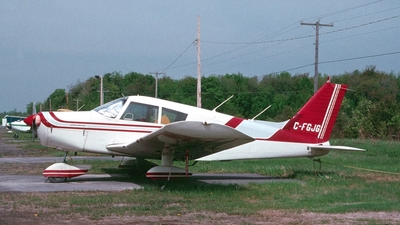 C-FGJG - Piper PA-28-140 Cherokee F - Private