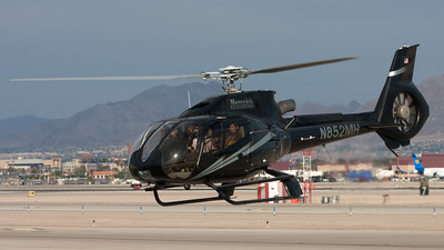 N852MH - Eurocopter EC 130B4 - Maverick Helicopters