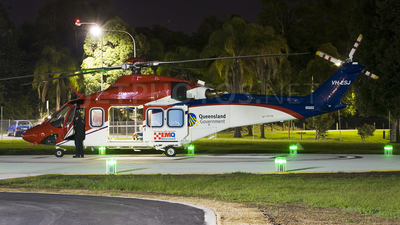 VH-ESJ - Agusta-Westland AW-139 - Australia - Queensland Government