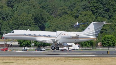 N128TS - Gulfstream G-IV - DSA Aviation