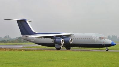N614AW - British Aerospace BAe 146-300A - Air Wisconsin