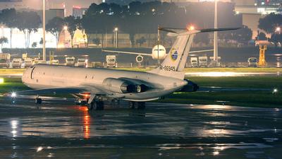 RA-86945 - Ilyushin IL-62MGr - KAPO Aviakompania