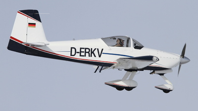 D-ERKV - Vans RV-9A - Private