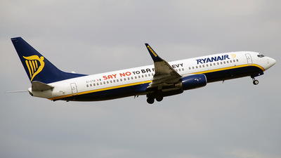 EI-CTB - Boeing 737-8AS - Ryanair