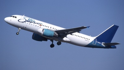 F-GRSN - Airbus A320-214 - Star Airlines