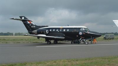 XS739 - Hawker Siddeley Dominie T.1 - United Kingdom - Royal Air Force (RAF)