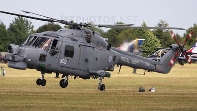 XZ726 - Westland Lynx HMA.8 - United Kingdom - Royal Navy