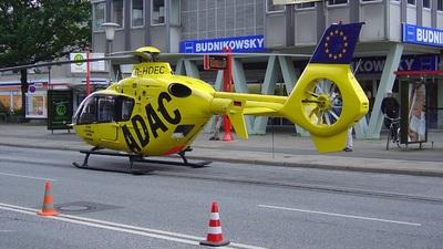 D-HDEC - Eurocopter EC 135P2 - Aero-Dienst