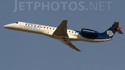 XA-ELI - Embraer ERJ-145LR - Aeroméxico Connect