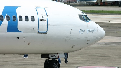 A picture of N364PA -  - [] - © Ralph Duenas - Jetwash Images