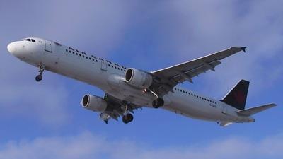 C-GKOI - Airbus A321-211 - Air Canada