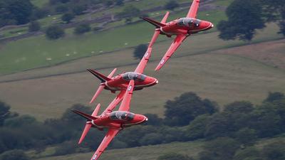 XX179 - British Aerospace Hawk T.1W - United Kingdom - Royal Air Force (RAF)